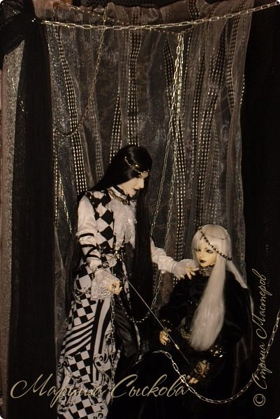 Моя первая кукло-выставка))) Я со своими))) фото 42