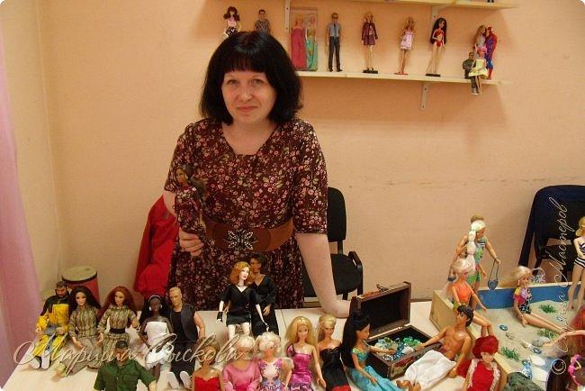 Моя первая кукло-выставка))) Я со своими))) фото 1