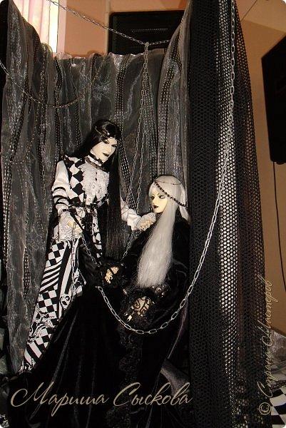 Моя первая кукло-выставка))) Я со своими))) фото 44