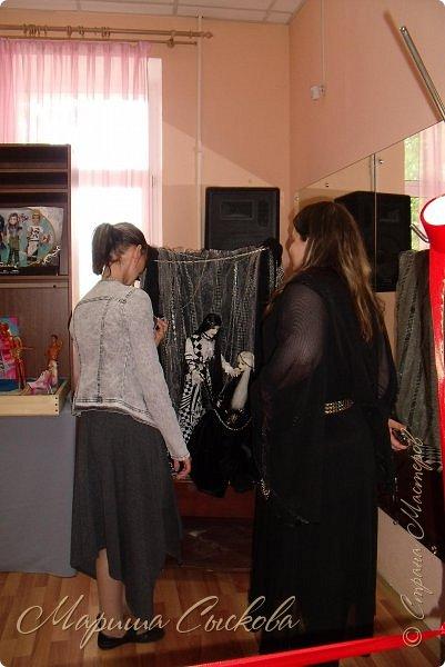 Моя первая кукло-выставка))) Я со своими))) фото 45