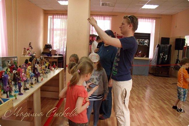 Моя первая кукло-выставка))) Я со своими))) фото 62