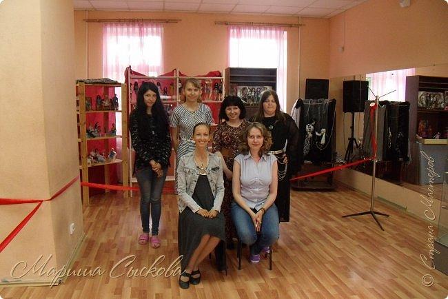 Моя первая кукло-выставка))) Я со своими))) фото 66