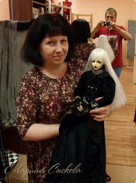 Моя первая кукло-выставка))) Я со своими))) фото 47