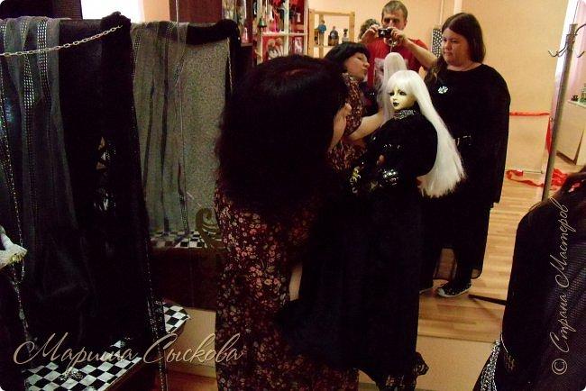 Моя первая кукло-выставка))) Я со своими))) фото 48