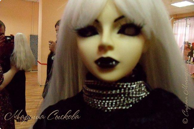 Моя первая кукло-выставка))) Я со своими))) фото 49