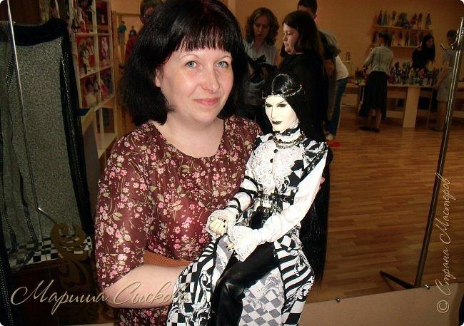 Моя первая кукло-выставка))) Я со своими))) фото 51