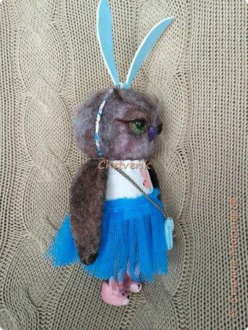 Разрешите познакомить с еще одной совушкой. фото 10