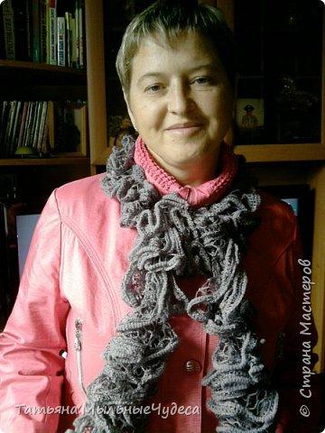 """Вязание из шерсти """"Дантелла"""", доставила большое удовольствие-чего и вам желаю. фото 5"""