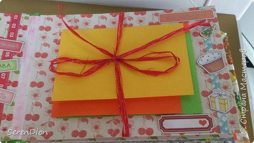 Альбом, фотобук, фото-дневник или как еще правильно его наречь))) фото 4