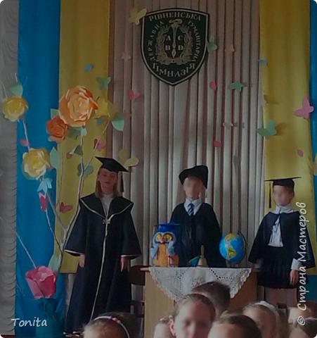Пошила доченьке на выпускной. фото 4