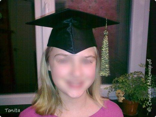 Пошила доченьке на выпускной. фото 1