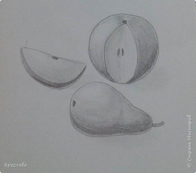 Мои художества. Сейчас тренируюсь мало.   1. Пробую объём. Ошибки вижу фото 8