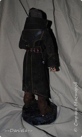 Довелось поиграть в одну потрясающую игру - Dishonored, - главным героем является Корво Аттано. Очень сложный костюм со множеством деталей... да еще и очень необычная для меня деталь - маска. Надо делать) срочно, пока вдохновение не ушло... собственно, вот) фото 4