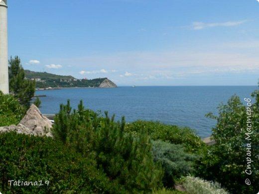 Еще один красивый уголок Крыма.Партенит. фото 1