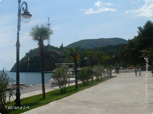 Еще один красивый уголок Крыма.Партенит. фото 20