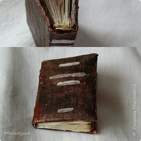 Книжечка в миниатюре фото 1