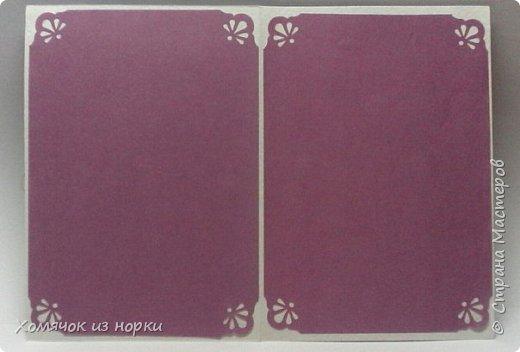 """Лидия Леонидовна (ЛиЛеКа http://stranamasterov.ru/user/7275 ) предложила сделать открытку в стиле """"Прованс"""". Ну и конечно мне захотелось её сделать..... И вот получилась такая нежная и очень красивая открыточка...  фото 2"""