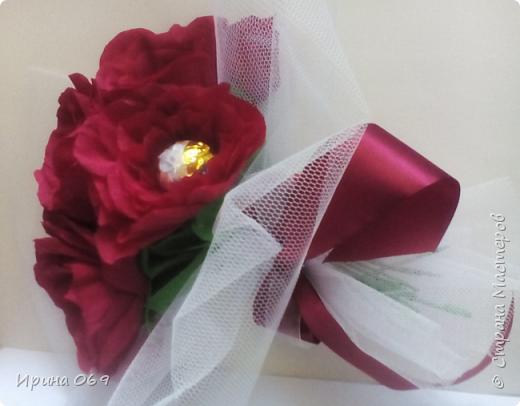 Розы для именинницы. фото 3