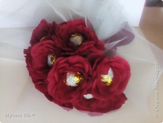 Розы для именинницы. фото 2