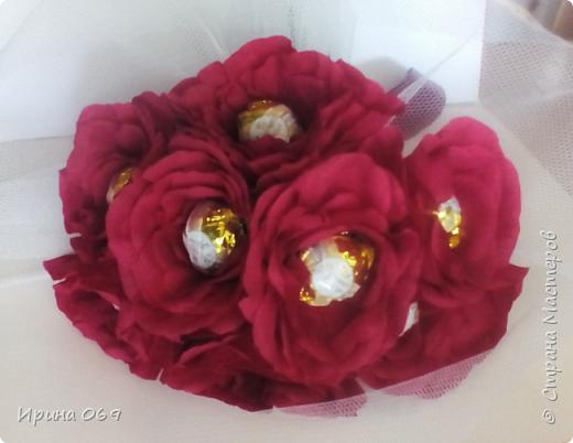 Розы для именинницы. фото 4