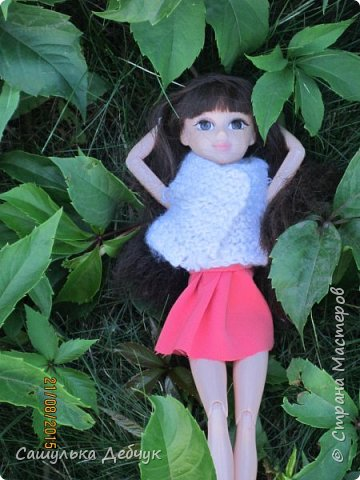 Еще одна моя кукла! фото 7