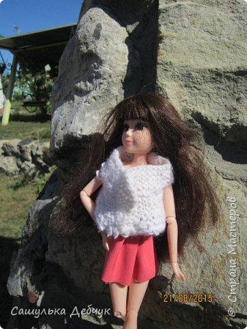 Еще одна моя кукла! фото 3
