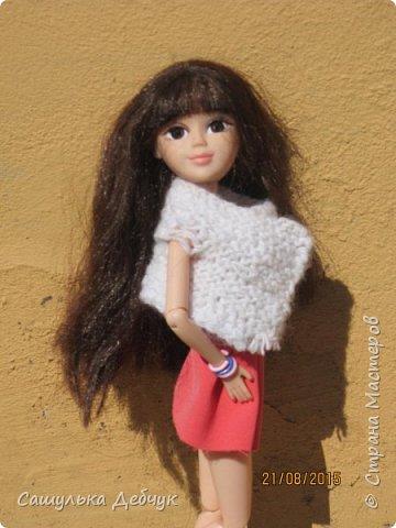Еще одна моя кукла! фото 6