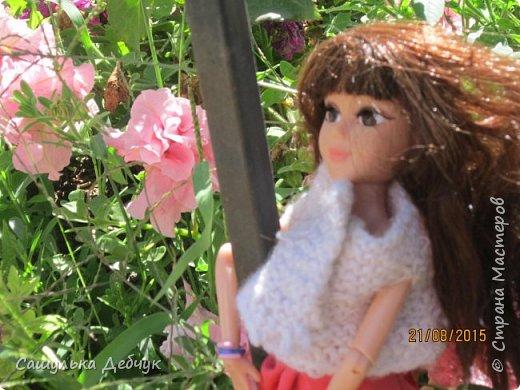 Еще одна моя кукла! фото 4