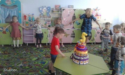 Торт в детский сад фото 2