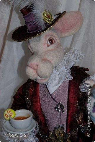 Представляю Вам моего очередного кролика!Я их обожаю,но они у меня долго не живут.Вот и делаю новеньких. фото 1
