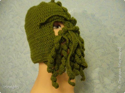 Ктулху- шапка фото 3