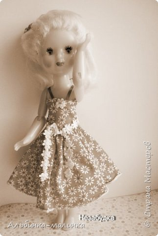 """Я хочу показать Вам свою куколку из детства.Это моя любимая Женечка. Кукла СССР:ПО""""Вятка"""", Кирово-Чепецкий филиал - шарнирка. фото 1"""