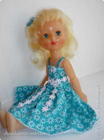 """Я хочу показать Вам свою куколку из детства.Это моя любимая Женечка. Кукла СССР:ПО""""Вятка"""", Кирово-Чепецкий филиал - шарнирка. фото 4"""