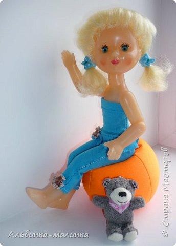 """Я хочу показать Вам свою куколку из детства.Это моя любимая Женечка. Кукла СССР:ПО""""Вятка"""", Кирово-Чепецкий филиал - шарнирка. фото 5"""