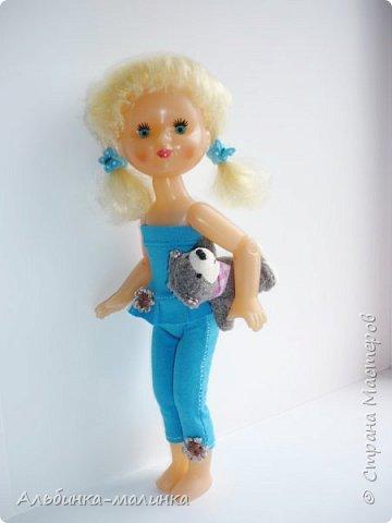 """Я хочу показать Вам свою куколку из детства.Это моя любимая Женечка. Кукла СССР:ПО""""Вятка"""", Кирово-Чепецкий филиал - шарнирка. фото 6"""