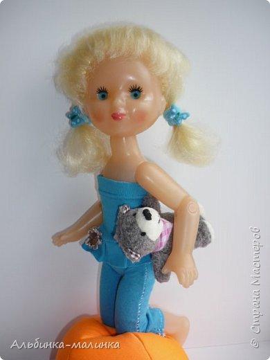 """Я хочу показать Вам свою куколку из детства.Это моя любимая Женечка. Кукла СССР:ПО""""Вятка"""", Кирово-Чепецкий филиал - шарнирка. фото 7"""