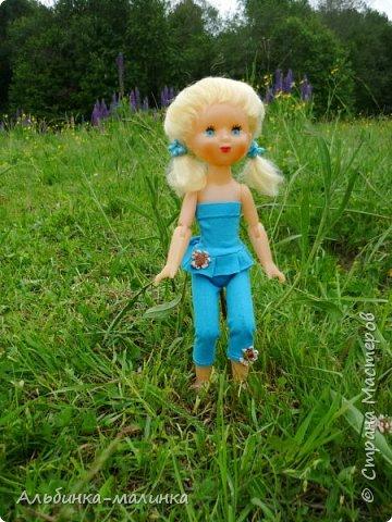 """Я хочу показать Вам свою куколку из детства.Это моя любимая Женечка. Кукла СССР:ПО""""Вятка"""", Кирово-Чепецкий филиал - шарнирка. фото 10"""
