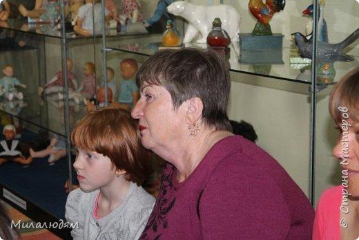 """Всем доброго времени суток. Все таки я нашла время, чтобы показать вам """"Ночь в музее"""" с русскими народными промыслами и ремеслами. Встреча с мастерами, рассказ о ремеслах, песни, сказки, частушки... фото 12"""