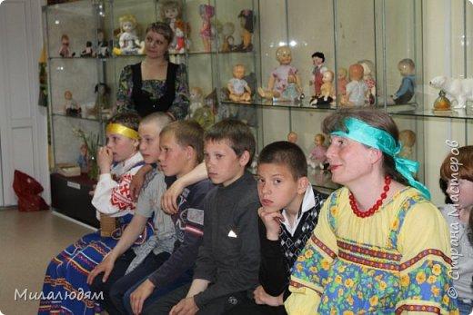 """Всем доброго времени суток. Все таки я нашла время, чтобы показать вам """"Ночь в музее"""" с русскими народными промыслами и ремеслами. Встреча с мастерами, рассказ о ремеслах, песни, сказки, частушки... фото 34"""