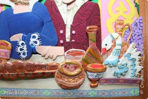 """Всем доброго времени суток. Все таки я нашла время, чтобы показать вам """"Ночь в музее"""" с русскими народными промыслами и ремеслами. Встреча с мастерами, рассказ о ремеслах, песни, сказки, частушки... фото 20"""