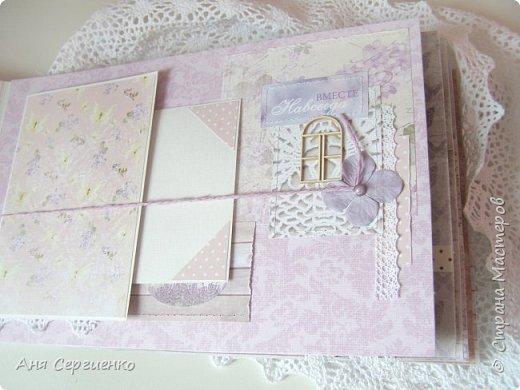 Свадебный скрап альбом фото 6