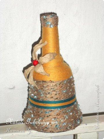 Бутылка - колокол фото 1