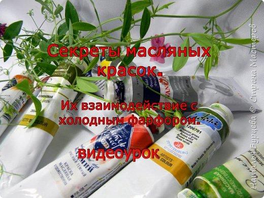 Здравствуйте! Посмотрев данное видео, вы научитесь читать этикетку масляных красок, узнаете некоторые моменты взаимодействия пигментов красок между собой и с холодным фарфором. Видеоурок на основе моего фото мастеркласса http://stranamasterov.ru/node/934902 с дополнительной информацией.