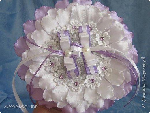 Здравствуйте!!! Сделала вот такой наборчик на свадьбу. Свадьба будет в сиреневых тонах.  фото 18