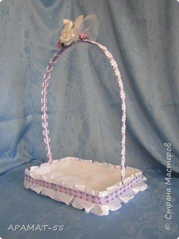Здравствуйте!!! Сделала вот такой наборчик на свадьбу. Свадьба будет в сиреневых тонах.  фото 8