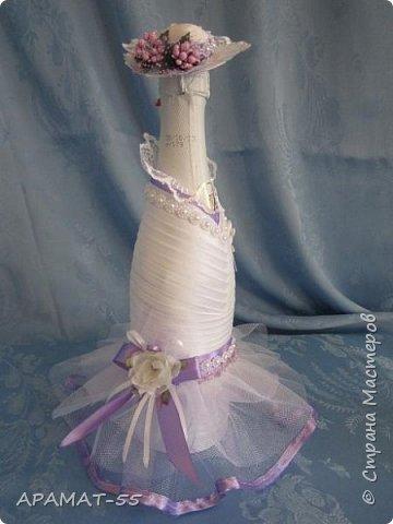 Здравствуйте!!! Сделала вот такой наборчик на свадьбу. Свадьба будет в сиреневых тонах.  фото 7
