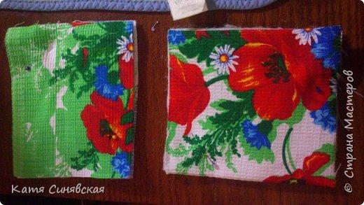 Вот такой наборчик делала сестрёнке на ДР. Шкатулочка, полотенечко и 2 прихваточки. фото 28