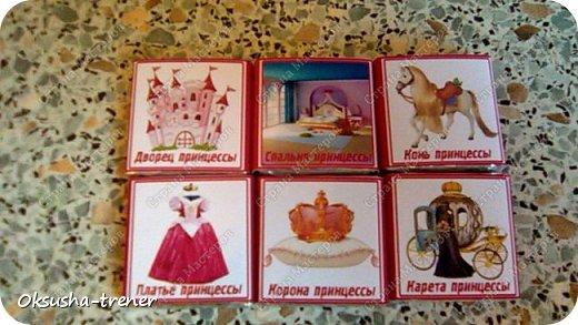 Шоколадные наборчики для принцессы Софии фото 9