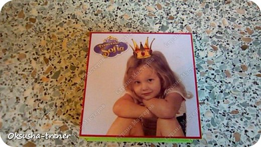 Шоколадные наборчики для принцессы Софии фото 11