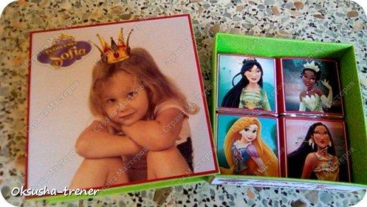 Шоколадные наборчики для принцессы Софии фото 17